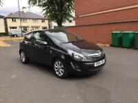 Vauxhall Corsa Excite Active 1.2 Petrol 3DR (86BHP)...Hatchback, 2014 (14 Plate)