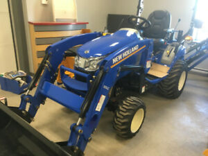 NH Workmaster 25S Boomer TLB combo LOW RATE Offer