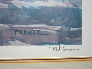 Limited Edition Print- Bill Prouse  - Kitchener / Waterloo Kitchener Area image 3