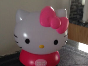 Hello Kitty Bedside Table Night Light