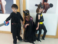 Theatre Arts Adventure Camps for 6-8 years and 9-11 years