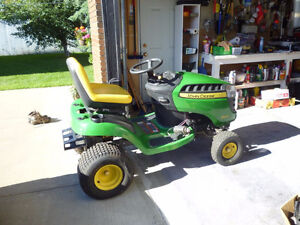 Selling Accessories for John Deere D120 Lawn Tractor