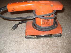 Black & Decker 120 Volts, 1.6 Amps , Sander for sale