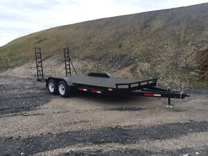 18ft car trailer