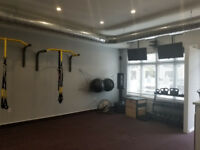Fitness Studio For Rent