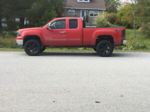 2011 Gmc sciera 4.5 lift