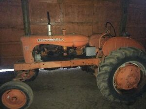 1956 Allis Chalmers Tractor