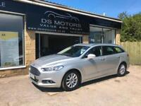 2015 Ford Mondeo Zetec Estate Econetic 2.0 Diesel silver