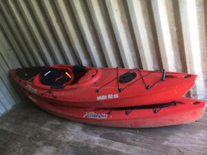 Kayaks Sundolphin Aruba 12 SS