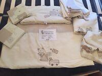 Mamas and papas neutral nursery set
