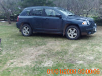 2007 Jeep Compass SUV, trade pickup or ?