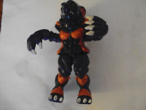 MIGHTY MORPHIN POWER RANGERS - CLAWING DRAMOLE 1994