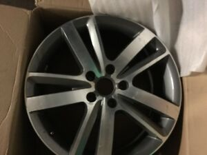 AUDI  Q  7  2014 20   5  DOBBLE  SPOKE  WHEEL