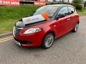 image for CHRYSLER YPSILON 1.2 BLACK AND RED SPECIAL EDDITION CHEAP SMALL CAR 57K