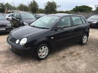 Volkswagen Polo 1.4 2005MY TWIST AUTOMATIC PETROL-LADY OWNER