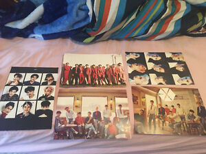 EXO POSTERS 6 OF THEM