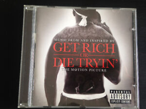 50 Cent - Get Rich or Die Tryin' -  Soundtrack