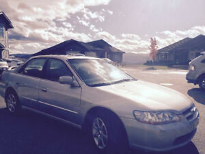 1998 Honda Accord Sedan Great Condition