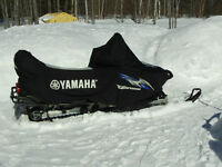 Looking to sell or trade sled for boat with motor