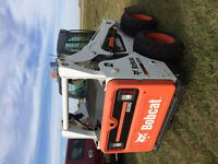 2013 Bobcat Skidsteer S590 Low Hours!!