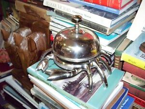 great Crab  Silver Bell