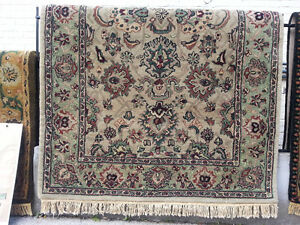 OUTSTANDING INDIAN RUG SALE BY FORMER SHOP OWNER
