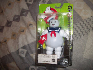 GHOSTBUSTERS Collectible Figure That Lights Up ( New )
