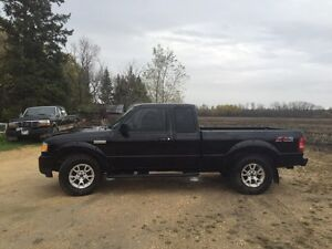 2010 Ford Ranger FX4 Off Road