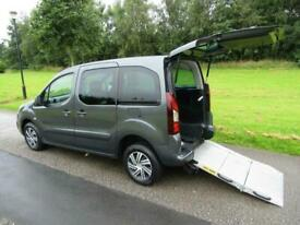 image for 2017 Citroen Berlingo Multispace 1.6 HDi WHEELCHAIR ACCESSIBLE DISABLED VEHICLE