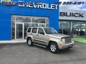 2010 Jeep Liberty Sport   - Certified - $130.44 B/W