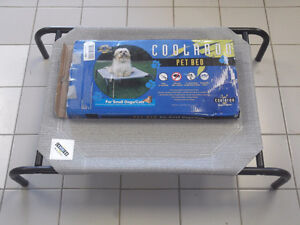 NEW COOLAROO ELEVATED PET BED - SMALL CATS & DOGS London Ontario image 4