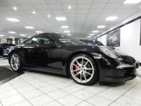 2014 14 PORSCHE 911 3.8 CARRERA 4S PDK 400 BHP