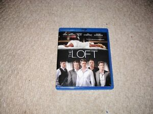 THE LOFT BLURAY FOR SALE!
