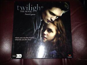 Twilight Movie Board Game