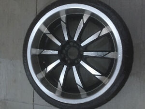 Wanli Tires and rims