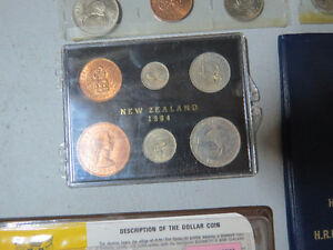 For Sale; New Zealand Coin Sets London Ontario image 3