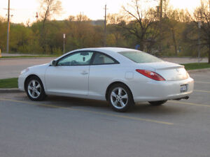 2004 Toyota Camry Solara XLS Coupe V6 Leather Automatic