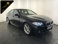 2014 BMW 520D M SPORT DIESEL AUTOMATIC 1 OWNER SERVICE HISTORY FINANCE PX