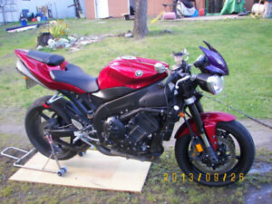 2004 Modified YZFR1 to Street Racer