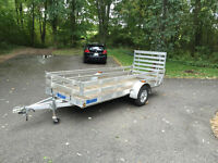 All Aluminum Atv/utility Trailer