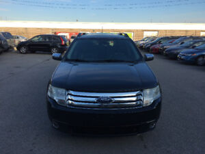 2008 Ford Taurus X. CERTIFIED, E TESTED, WARRANTY