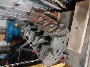 Buick 455 motor and turbo 400 transmission