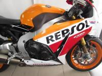 2016 HONDA CBR1000RR SAF IMMACULATE REPSOL SP VERSION WITH OHLINS SUSPENSION