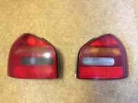 Audi S3 8L Rear Tail Lights