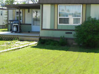 REDUCED!! MOBILE HOME FOR SALE