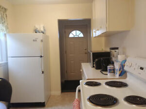 625  Fully Furnished Bedroom in house behind grant park center