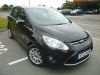 2012 Ford Grand C-MAX 1.6 ( 125ps ) 7seats Titanium 32918 miles shrewsbury
