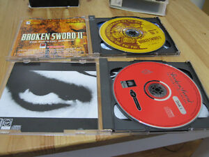 Broken Sword 1 and 2 for PC