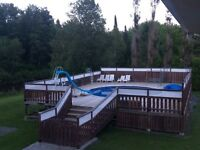 Pool and Deck