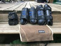 Jumping Boots - Equine Dalmar Eventing Boots